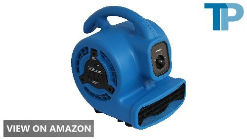XPOWER P-80A Mini Mighty Air Mover