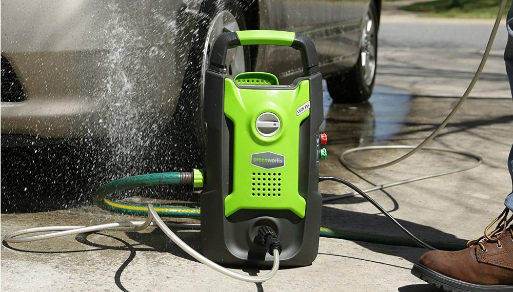 what is a good psi for a pressure washer?