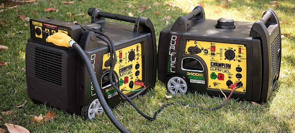 Champion Equipment Power Generators
