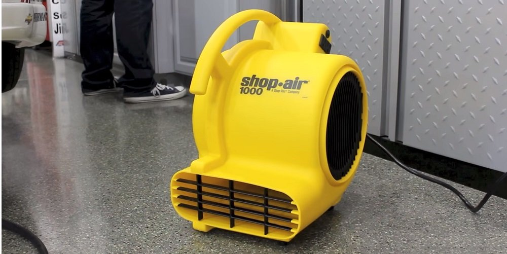Best Commercial Air Movers