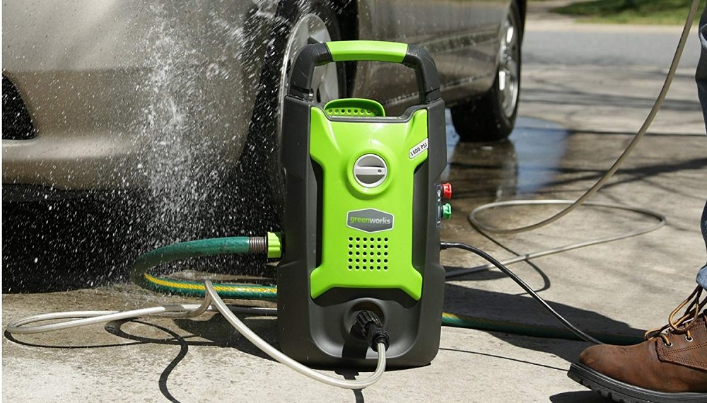 200 Dollar Power Washer