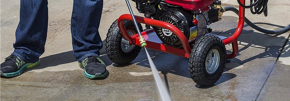 What is the most powerful electric power washer?
