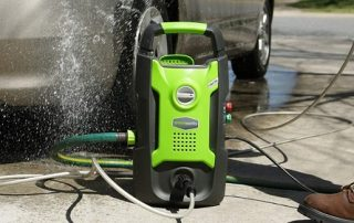 Electric Pressure Washer vs Gas Pressure Washer