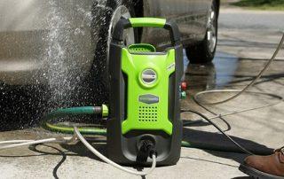 Electric Pressure Washer vs Gas Pressure Washer
