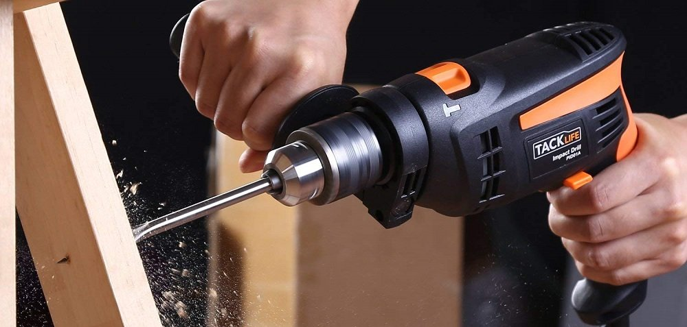 Can I use an impact driver as a hammer drill?