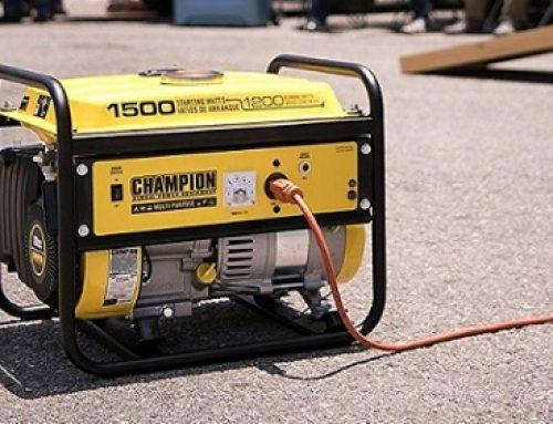 🥇 How Big Portable Generator Do I Need?