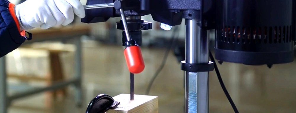 Use a Drill Press Safely