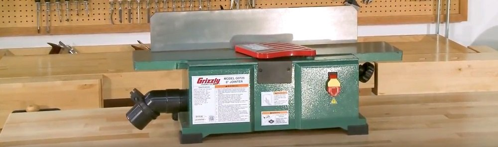 What does a jointer?