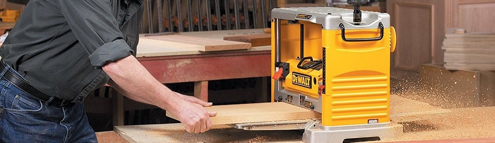 What is an electric planer used for?