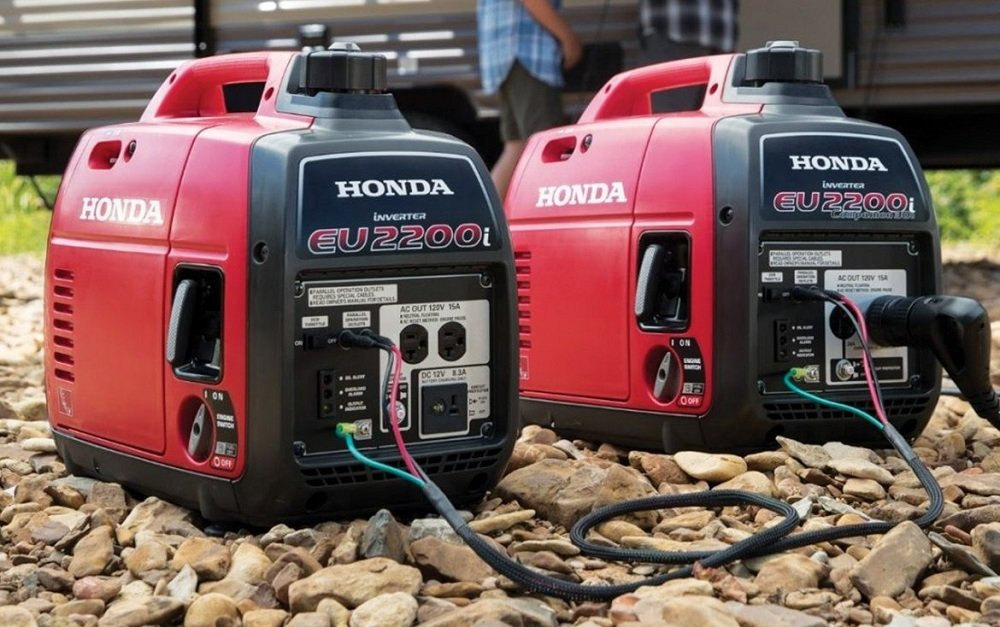 What is the quietest generator for camping?