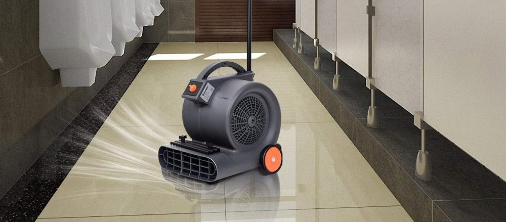 Top 5 Best Commercial Air Movers
