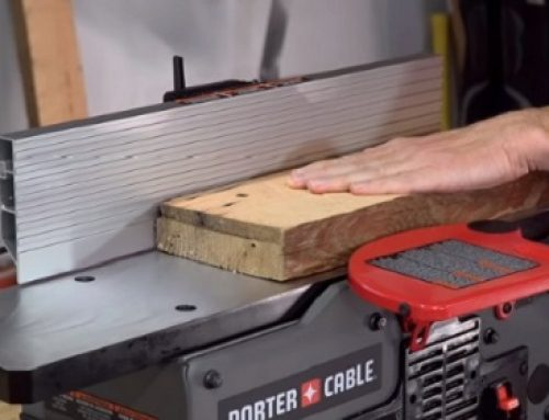 🥇 How to Use a Bench Top Jointer?