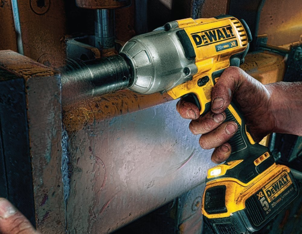 Brushless Impact Drivers