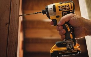What is a Brushless Impact Driver Picture
