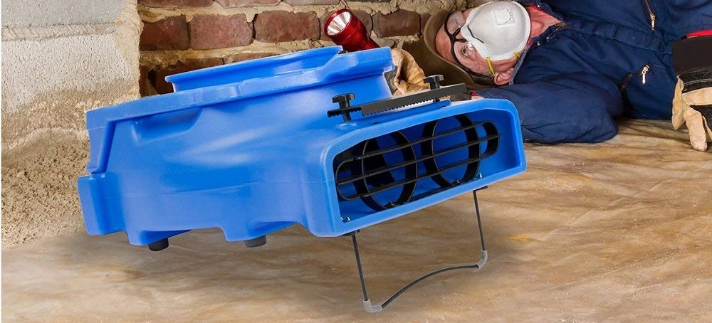 What is the best commercial air mover