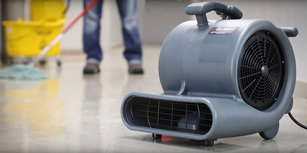 What to Consider When Purchasing an Air Mover