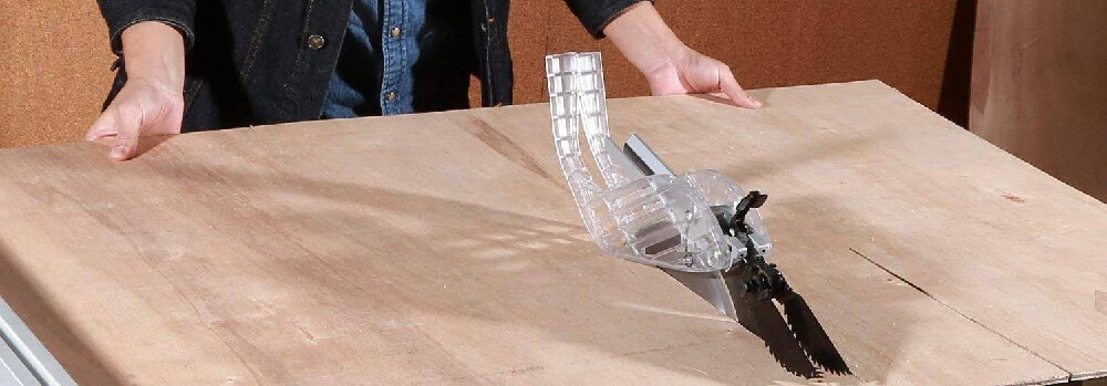 Angle Cutting Jig for Table Saw: