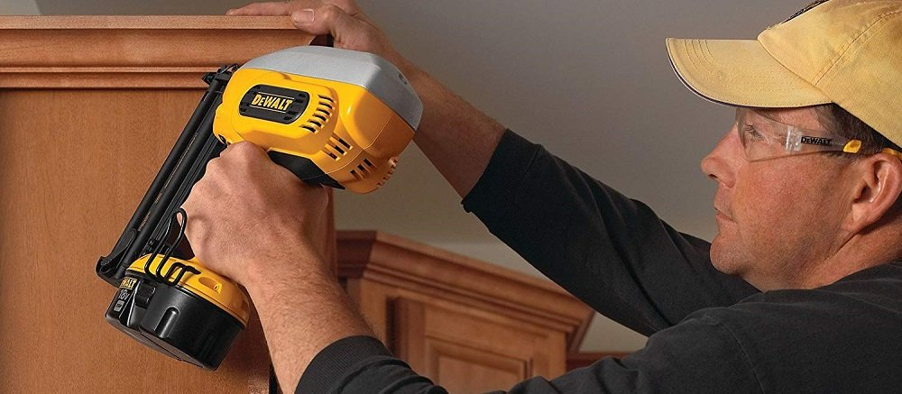 What is the best cordless nail gun?