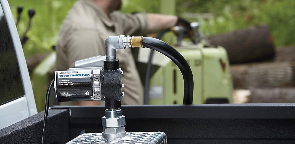 Top 10 Fuel Transfer Pumps