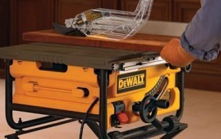 Best Table Saw with Dust Collection