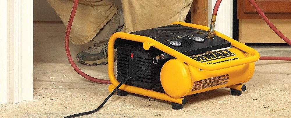 What's the best small air compressor?