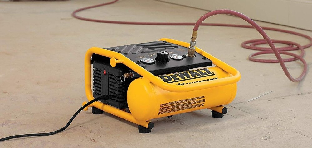 What is the best air compressor for nail guns?