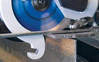 Circular Saw Cut Metal