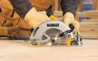 Circular Saw Flush Cut