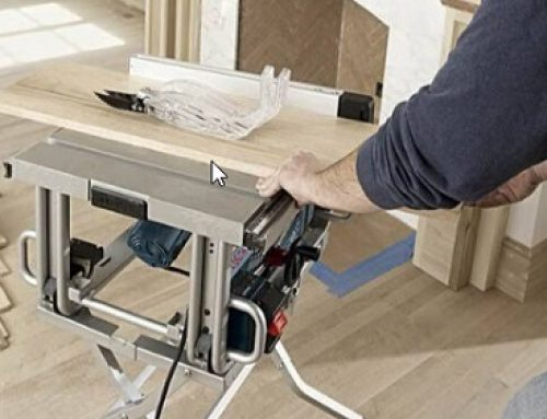 🥇 Dust Collection on Table Saw: Info Guide