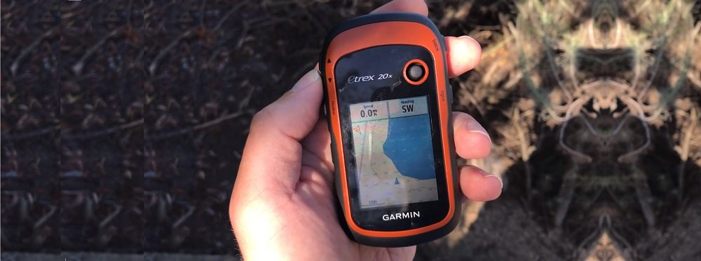 Garmin eTrex 30x 010-01508-10 Handheld Navigator Review