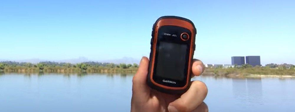 Garmin eTrex 30x 010-01508-10 Handheld Navigator