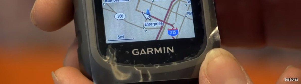 Garmin eTrex? 20 GPS handheld Review