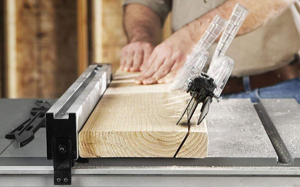 Choosing a Table Saw