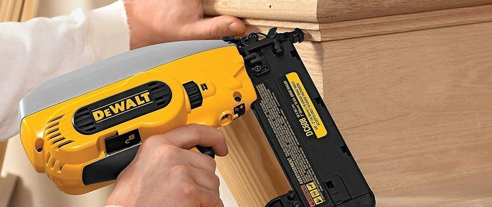 Can a finish nailer use brad nails?
