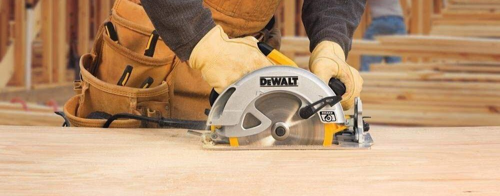What is a Circular Saw Flush Cut