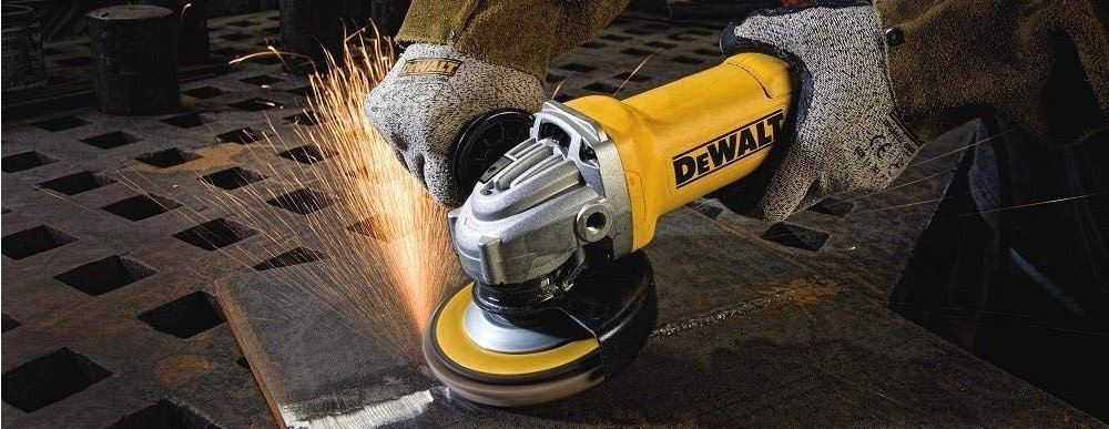 Angle Grinder vs Cut-Off Tool