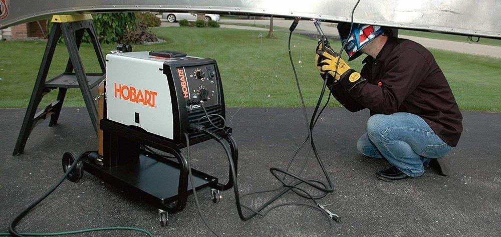 Hobart 210 VS 190