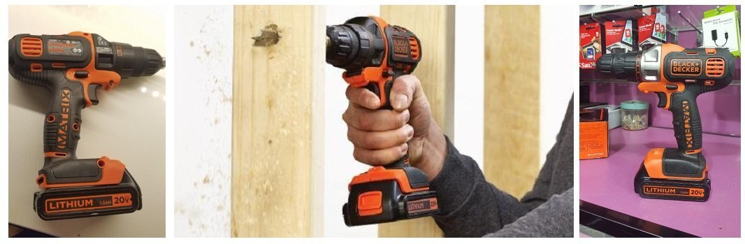 BLACK+DECKER BDCDMT120C vs LDX120C