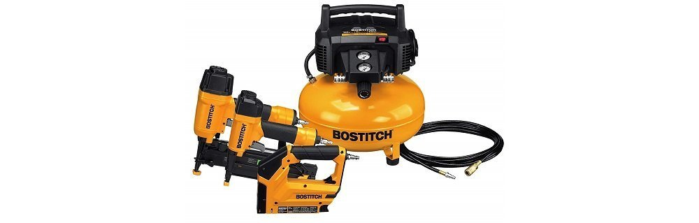 BOSTITCH BTFP3KIT Portable Air Compressor