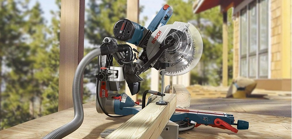 Bosch Dual Bevel Axial-Glide Compact Miter Saw, CM10GD Review