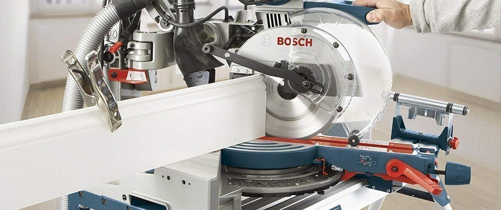 Bosch Compact Miter Saw, CM10GD Review