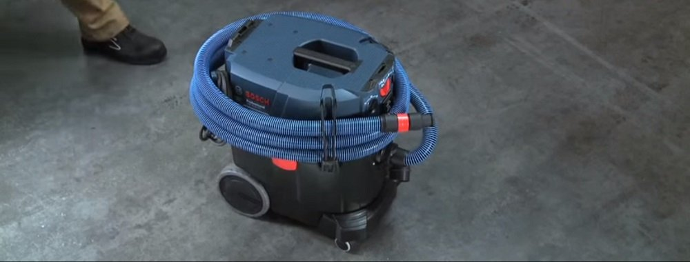Bosch VAC090S 9-Gallon Dust Extractor Review
