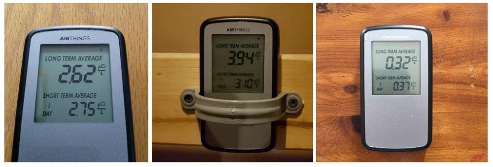 Corentium Home Radon Detector by Airthings 223