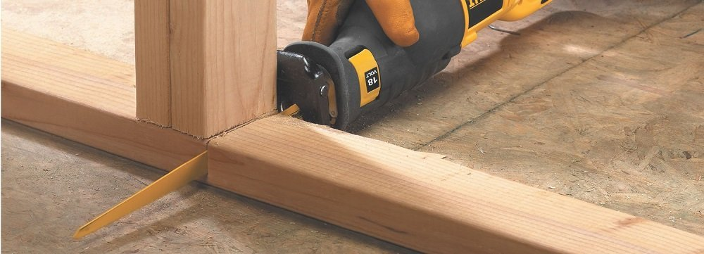 DEWALT Bare Tool DC385B Reciprocating Saw Review