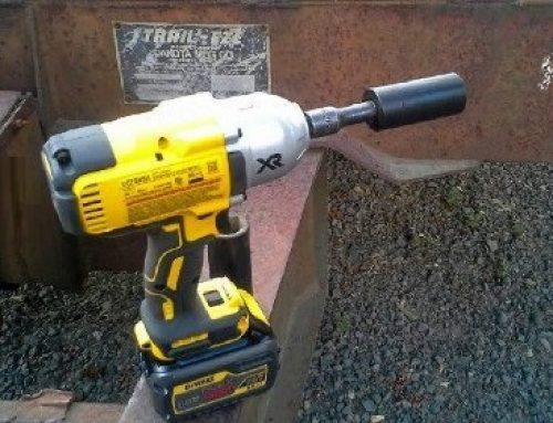 DEWALT DCF899HB 20v MAX XR Brushless Impact Wrench Review