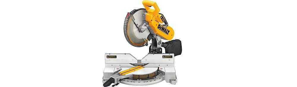 DEWALT DW716XPS Compound Miter Saw