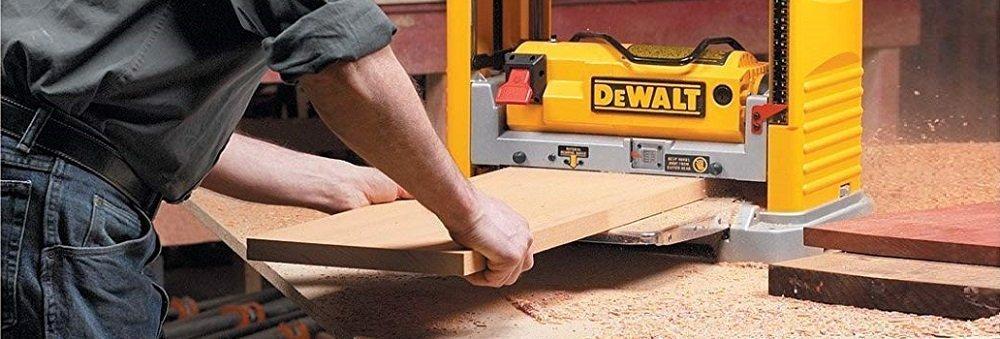 DEWALT DW734 Benchtop Planer Review