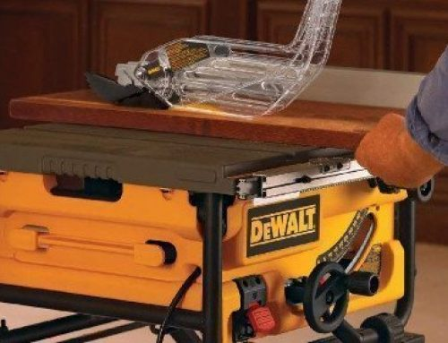 DEWALT DW745 10-Inch Compact Job-Site Table Saw Review