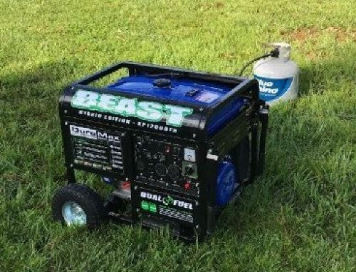 DuroMax Hybrid Dual Fuel XP12000EH 12,000-Watt Portable Generator Review