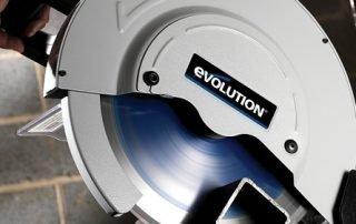 Evolution Power Tools EVOSAW380 15-Inch Steel Cutting Chop Saw Review